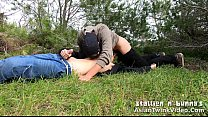 Asian Twink Fucked By His White Boyfriend In The Forest - AsianTwinkVideo.Com