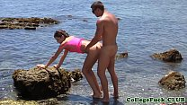 Euro college nymphos drilled at the beach • Brazzer big boobs thumbnail