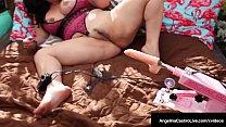 Thick Ladies Angelina Castro & Joslyn Jane Dick