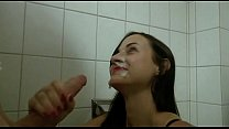 Fuck and blowjob in public toilet Thumbnail