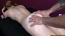 Erotic Massage 75: Natural Redhead Squirting Preview