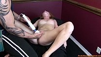 Erotic Massage 75: Natural Redhead Squirting preview image