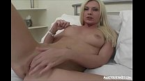 Kelle Marie masturbates with jerk off encouragement