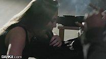 DarkX Fun Nite! Wife In Black Dick DP w/ Husband & His Best Boy - 9Club.Top