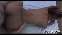 Wet thai whore enjoys a large dick Vorschaubild