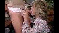 Blonde MILF Vintage Porn Babe