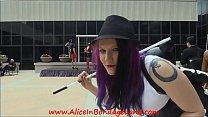 FemDom Dominatrix Convention - Mistress DomCon Clockwork Orange