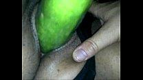 mi esposa come pepino