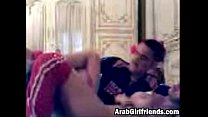 Fingerfing makes Arab girlfriend horny