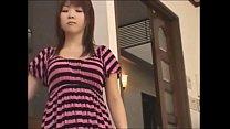 Asian teen slaps around her mother - foot domination