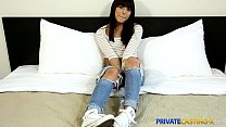 Private Casting X - Trying out hot Brazilian pussy Gina Valentina teen porn preview image