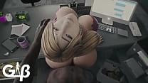 Samus Aran Secretary Hot Sex Video Made By Gene