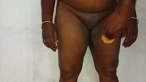 desi indian tamil telugu kannada malayalam hindi horny cheating wife vanitha friend wearing blue colour saree showing big boobs and shaved pussy press hard boobs press nip rubbing pussy masturbation صورة
