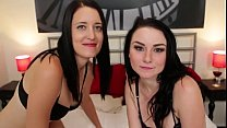 Netflixxx Chill with Mommy & Auntie (Virtual Sex) ft Veruca James, Kimberly Kane image