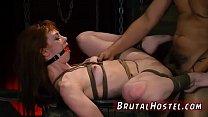 Extreme bondage Sexy youthfull girls, Alexa Nova and Kendall Woods, pornhub video