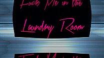 Young Big Booty Ebony Imani Fucks Richard Mann in the Laundry Room - 69VClub.Com