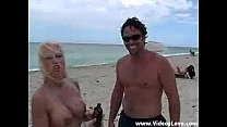 Nikki Hunter Nude Beach image