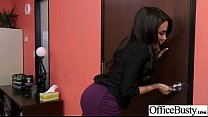 (Lela Star) Sexy Girl With Big Boobs Banged In Office Movie-19