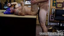 Gay Male Sex Shop Snitches Get Anal Knallte!