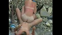 Doggystyle Position Beach Sex