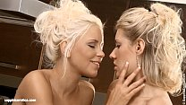 Kitchen Oralists by Sapphic Erotica - sensual lesbian sex scene with Lila and Li
