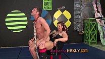 Lance Hart vs Saharra Huxly Vorschaubild