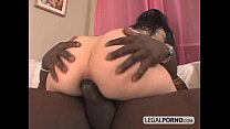 Big black cock fucking a horny brunette in the ass MG-1-01 Vorschaubild