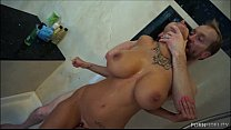 8685 Big Titted Fuck Goddess Ava Addams Squirts On A Big White Cock preview