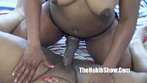 the best lesbian strap freaks golden and thickred phat bootys (new)