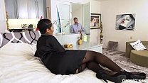 Honey Gold Has a Lazy Husband Who Can Not Please Her