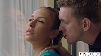VIXEN Curvy Lina is Domined By Her Sister's Ex-Boyfriend - 9Club.Top