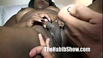 Banged by BBC Redzilla first time on tape P1