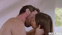 VIXEN Riley Reid has Intense Threesome with Ana Foxxx and Boyfriend thumbnail