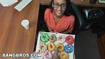 BANGBROS - How to sexually harass your secretary (Arianna Knight) properly porn thumbnail