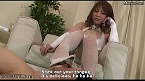 Japanese Femdom Food Crush Boots and Foot Worship thumb