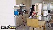 BANGBROS - Asian Maid Jade Kush Fucks Her Creep... Thumbnail