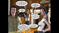 3D Comic: Shadows of the Past. Episode 1 Vorschaubild