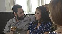 Husband fucks step sisters in bdsm Vorschaubild