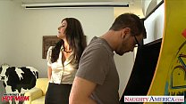 Stockinged mom India Summer gets fucked and facialized's Thumb