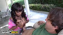 BANGBROS - Busty Ebony Pornstar Alisha Madison ...