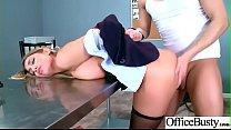Office Big Tits Girl (August Ames) Enjoy Hardcore Intercorse mov-05 - download porn videos