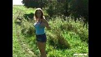 Anna wird im Wald gefickt - www.teufelchens.xxx