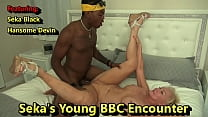 Seka's Interracial BBC Encounter
