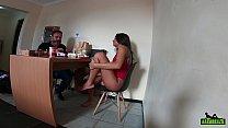 Brazilian porn star Carol Fênix behind the scenes during the corvid-19 quarantine - Binho Ted
