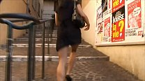 6069 BDSM model Alex Zothberg walking in Antibes preview