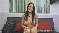 FakeProducer Casting Latina Hottie With Perfect...