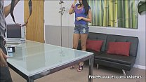 FakeProducer Casting Latina Hottie With Perfect Body
