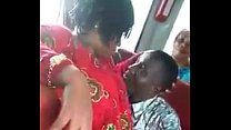 Woman fingered and felt up in Ugandan bus thumbnail