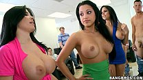 Audition Party with Rebeca Linares, Diamond Kitty, and Abella Anderson!'s Thumb