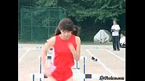 Sexy Japanese Track Running Olympians
